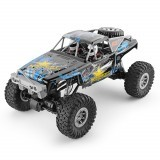 WLtoys 104310 2.4G 1/10 4WD Double Bridge Crawler Remote Control Car