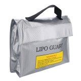240X64X180mm Lipo Battery Portable Fireproof Explosion Proof Safety Bag