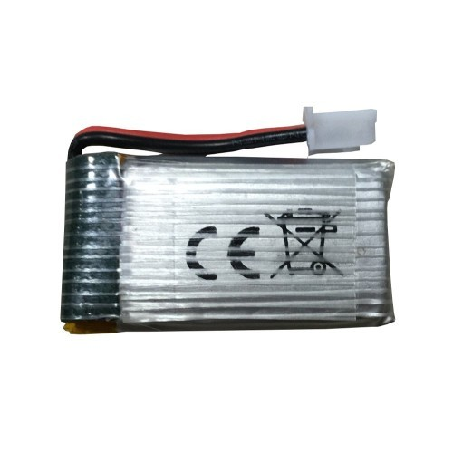 1S 3 7V 450mAh LiPo Battery With Dual Protection Board Spare Part For Z51  Predator RC Airplane