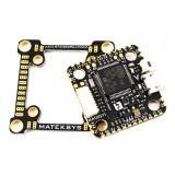 Matek Systems F722-Mini Flight Controller OSD Dual Gyro/Acc 32M Flash 5V/2A BEC for RC Drone