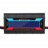 RJXHOBBY 200A Power Analyzer Watt Meter with LCD Screen for RC Battery