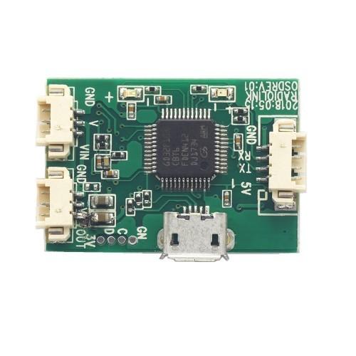 Radiolink Mini OSD Module for Mini PIX / Pixhawk Flight Controller Board RC  Drone FPV Racing