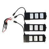 Battery Balance Charger 3 in 1 Charging Cable Adapter for MJX B5W RC Drone Drone