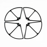 SJRC S70W RC Drone Spare Parts 4Pcs Propeller Guard Blade Protection Cover