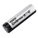 Delipow 3.7V 2500mAh USB Rechargeable AA Lipo Battery
