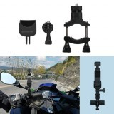 Sunnylife Bike Bicycle Clamp Metal & 1/4 180 Degree Multiple Adapter Mount Accessories For GoPrO DJI OSMO Pocket Gimbal
