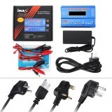 iMAX B6 80W 6A DC Lipo Battery Balance Charger Discharger with Power Supply