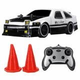 AE86 1/24 2.4G 4WD Drift Rc Car Electric On-road Vehicle without Battery Toys