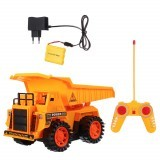 Xuezhishan Toys 1011 4WD 5CH Wireless Rc Car Flashing Construction Dump Truck Excavator Bulldozer