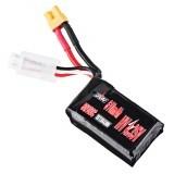 URUAV 7.6V 610mAh 80C/160C 2S Lipo Battery XT30 Plug for RC Model