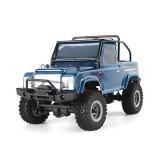 URUAV 1/24 4WD 2.4G Mini Remote Control Car Crawler Model Vehicle Waterproof RTR