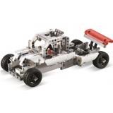 SDL 2017A-27 2CH 1/16 224pcs Block Remote Control Car 10 in 1 DIY Vehicle Models
