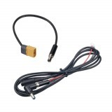RJXHOBBY FPV Drone Dc5.5x2.1mm Battery Silicone Wire Extension Line for Fat Shark Goggle