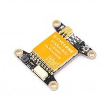 CYCLONE XF5804 PRO 0/5mW/200mW/400mW/600mW 5.8Ghz 48CH FPV Transmitter 2KM MMCX Support Smart Audio Pitmode for FPV Racing Drone