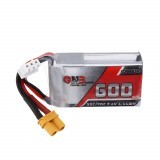 Gaoneng GNB 7.4V 600mAh 35C 2S Lipo Battery XT30 Plug for XK K130 Helicopter