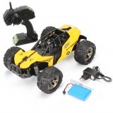 RCTBOX 1/12 2.4G 2WD High Speed 25KM/H Remote Control Car Dessert Buggy Vehicle Model