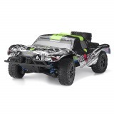 Grazer Toys 12005 1/18 2.4G 4WD 40km/h Remote Control Car The Hammer Full Proportional Control Vehicle RTR Model
