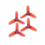 HQProp T2X2.5X3 3-blade 2Inch Poly Carbonate POPO Propeller 2CW+2CCW