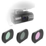 URUAV Camera Lens Filter UV/CPL/ND4/ND8/ND16/ND32/NIGHT/ND16PL Combo Set for Hubsan ZINO H117S/ZINO PRO RC Drone
