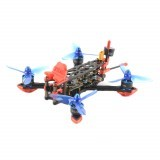 Skystars Starload X3 145mm F4 OSD 3-4S 3 Inch FPV Racing Drone PNP BNF / Caddx.us baby Turtle V2 HD Camera