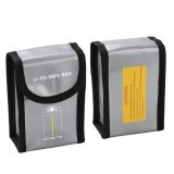 RCSTO LiPo Battery Explosion-proof Safety Bag Fireproof Protective Storage Box for DJI Mavic Mini Battery