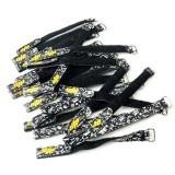 2PCS STP FPV Strap Nylon Graffiti Battery Tie 155*10mm Durable For FPV Racing RC Drone
