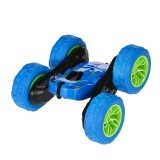 JJRC Q9 1/28 2.4G 4CH Remote Control Car Double-Sided Flip Electric Stunt Drift Vehicles with LED Light Model