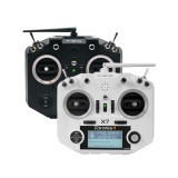 FrSky Taranis Q X7 ACCESS 2.4GHz 24CH Mode2 Transmitter Supports Spectrum Analyzer Function for RC Drone