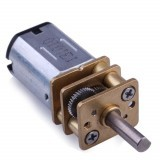 Machifit 5Pcs 50RPM N20 DC Gear Motor Miniature High Torque Electric Screwdriver Gear Box Motor