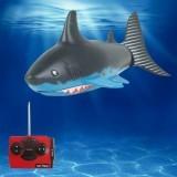 RC Mini Submarine Shark Fish Remote Control Under Water Ship Model Kids Toy