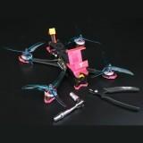 T-Motor FT5 225mm F4 4S FPV Racing Drone PNP w/ 45A BL_32 ESC  RUSH TANK 25-800mW VTX Caddx Ratel 1200TVL Camera