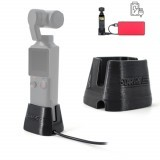 STARTRC Gimbal Stabilizer Storage Base Charging Cable Pocket Camera Handheld Gimbal Accessories for FIMI PALM Pocket