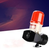 M7 Wireless Megaphone System Compatible with DJI m600 Series s1000 for Traffic Dispersion/Police Negotiation