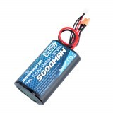 RadioMaster 2S 7.4V 37Wh 5000mah Li-ion Battery JST-XH & XT30 Plug for TX16S Compatible TBS Crossfire Module