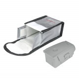 LiPo Battery Explosion-proof Safe Bag Fireproof Protective Storage Box for DJI Mavic Air 2 Battery