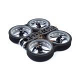 Diatone MXC TAYCAN 349 3 Inch 4S Cinewhoop Duct FPV Racing Drone PNP w/ SW2812 Led RUNCAM NANO2 Cam F405 MINI MK3 FC 25A ESC