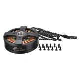 Flashhobby GBM5208-75HS 48KV 130RPM 22P 24N 12mm Hollow Shaft Gimbal Motor For FPV Gimbal Stabilizer