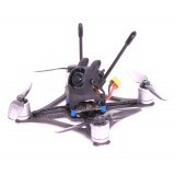 AlfaRC Peter 112C 3 Inch 112mm F411 2-4S 1106 4200KV Motor PNP/BNF Toothpick FPV Racing Drone With W/200mW VTX Turbo Eos2 1200TVL Camera