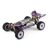 Wltoys 124019 RTR 1/12 2.4G 4WD 60km/h Metal Chassis Remote Control Car Off-Road Climbing Truck Vehicles Models Kids Toys