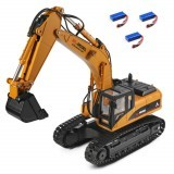 Wltoys 16800 Several Battery RTR 1/16 2.4G 8CH Remote Control Excavator Engineering Vehicle Lighting Sound Model