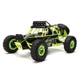 WLtoys 12428 2.4G 1/12 4WD Crawler Remote Control Car With LED Light