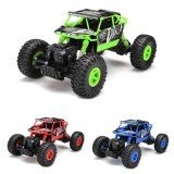 JJRC 1/18 2.4G 4WD Rock Crawler RTR Rock Buggy Remote Control Car