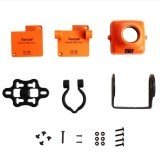 RunCam OWL PLUS Protective FPV Camera Case Orange Black