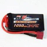 Giant Power RTF 1050mAh 3S 11.1V 65C Lipo Battery for RC Models