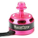 Racerstar Racing Edition 2205 BR2205 2300KV 2-4S Brushless Motor CW/CCW Pink For QAV250 ZMR250 260