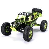 WLtoys 10428 1/10 2.4G 4WD Remote Control Monster Crawler Remote Control Car with LED Light