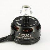 Racerstar Racing Edition 2205 BR2205 2600KV 2-4S Brushless Motor CW/CCW Black For QAV250 ZMR250 260