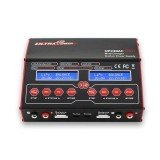 Ultra Power UP240AC DUO 240W LiPo LiFe NiMH Battery Dual Balance Charger Discharger
