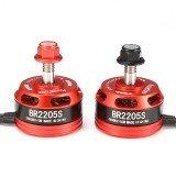 Racerstar Racing Edition 2205S BR2205S 2600KV 2-4S Brushless Motor For X210 220 QAV250 280 FPV Frame