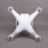 Silicone Protective Body Fuselage Case Skin Cover Wrap For DJI Phantom 3 Advanced Professional